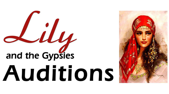 Audition – Lily and the Gypsies